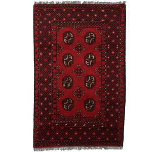Wool carpet Aqchai 72 x 118  Living room carpet / Bedroom carpet