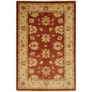 Ziegler Wool carpet 94x149 Living room carpet / Bedroom carpet