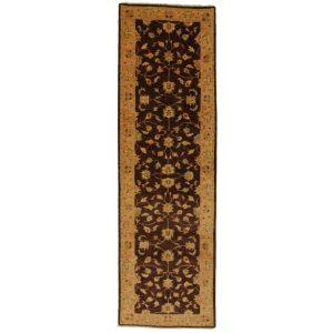 Ziegler Wool carpet 83x272 Runner carpet