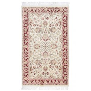 Persian carpet Isfahan 94 X 158 Living room carpet / Bedroom carpet