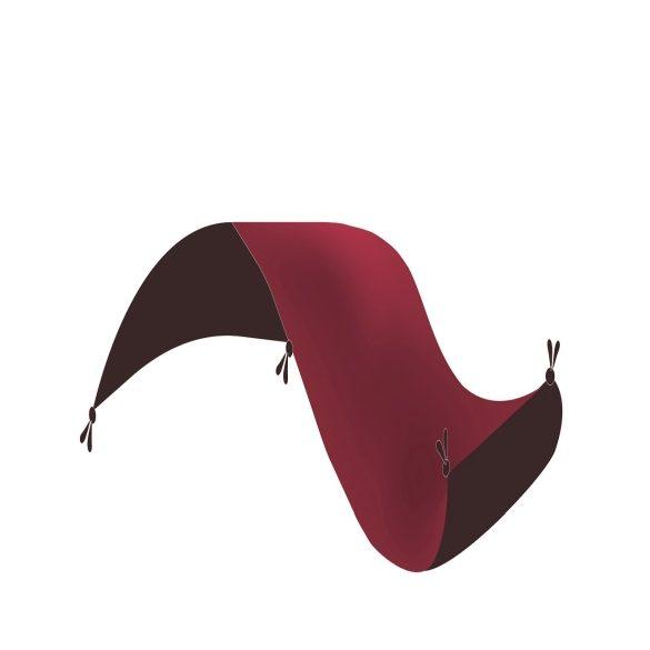 Wool Kelim / Rag rug Chobi 81x130