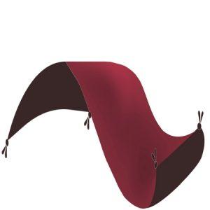 Kelim Chobi 87 X 126  Wool Kelim / Rag rug