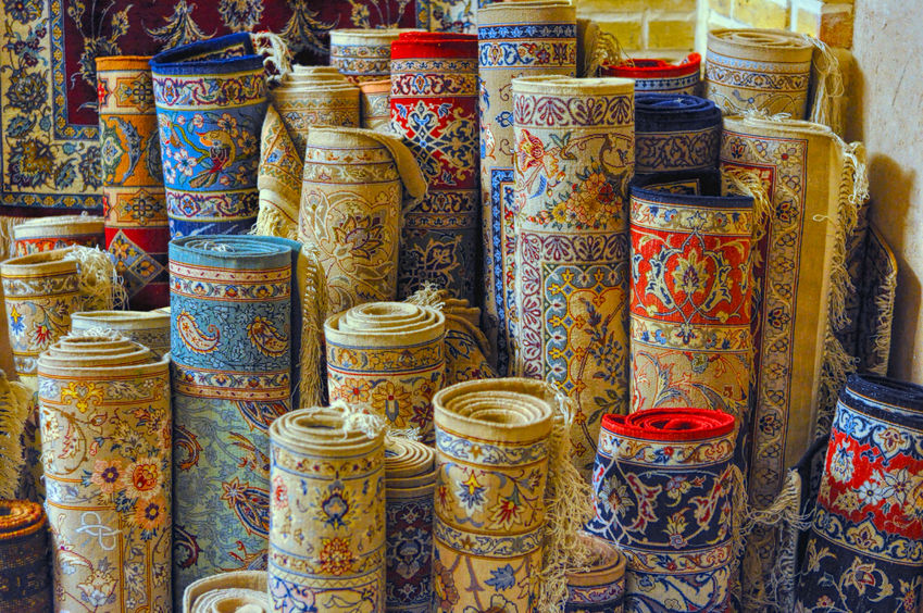 Curiosity: what you should know about Persian carpets